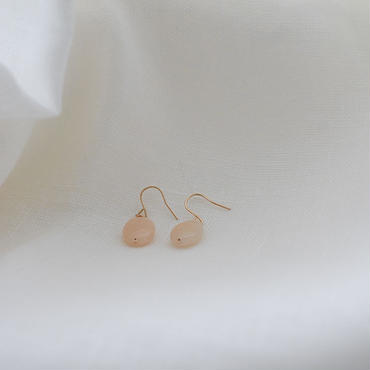Francesca-pierced earrings(再制作)