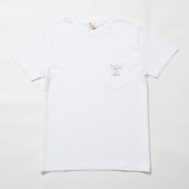 レターズ Tシャツ (ホワイト)