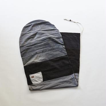 レターズ ボードケース【Alternative】 #デニム×コーデュロイ-05