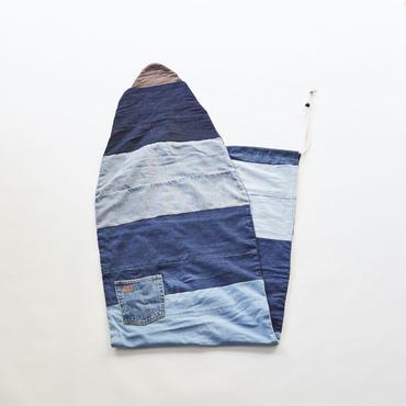 レターズ ボードケース【Short】 #デニム×コーデュロイ -06