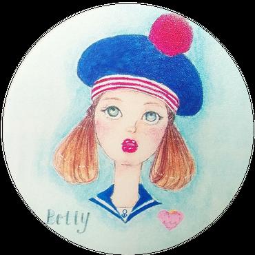 おおたうに×フルプルクリーム Betty ベティ