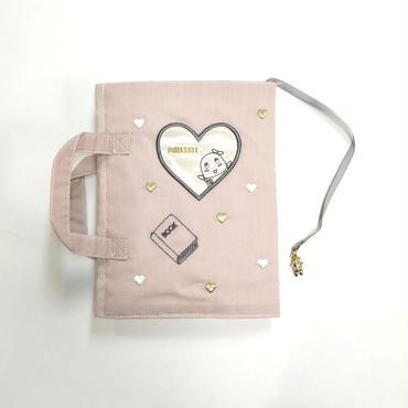【ふなっしー】ふなっしーアーバンシリーズ 第2弾 ブックカバー Pink