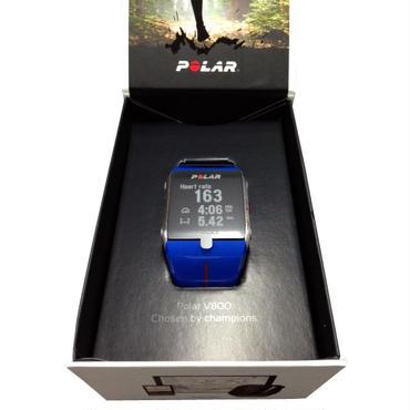 【バイクマウントプレゼント】POLAR V800HR GPS 心拍センサー付き