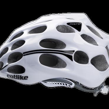 Catlike カットライク ヘルメット MIXINO GRAPHENE ミキシノグラフェン ホワイトグロス LG 58-60cm