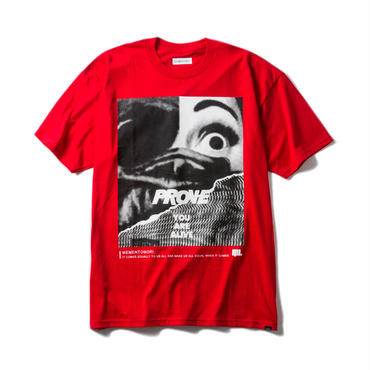 -PROVE- EXTRA BIG TEE (RED)