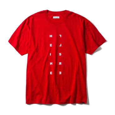 -REQUIEM- BIG TEE (RED)