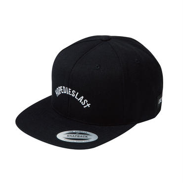 -ARCH- SNAP BACK CAP (BLK)