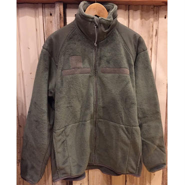 【US MILITARY】dead stock cold weather fleece jacket