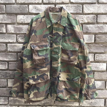 【ROTHCO】Washed Ripstop BDU Shirts