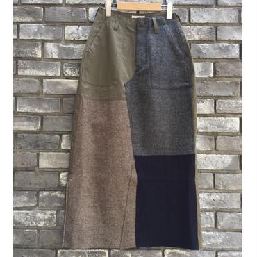 【FIFFE】クレイジーパターンスカート