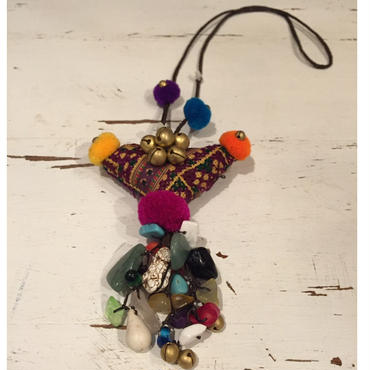 【midgetgems】Bohemian Statement Necklace  C