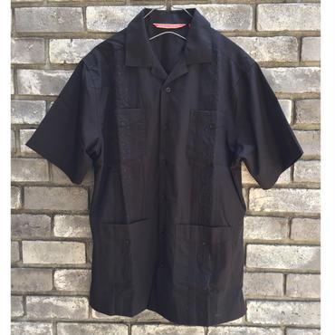 【HAVANERA】 Guayabera shirts  ハバネラ グアヤベラ シャツ キューバシャツ