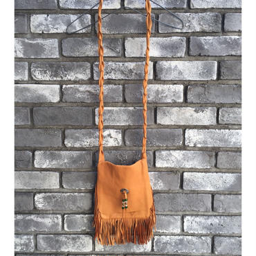 期間限定【E.V.T】Fringed Shoulder Bag