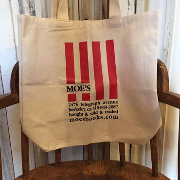 【Souvenir tote bag】MOE'S Books