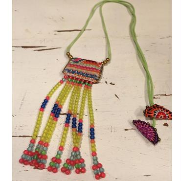 【midgetgems】Bohemian Design Necklace C