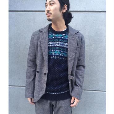 【NOMA t.d.】Pintuck Jacket