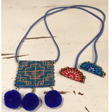 【midgetgems】Bohemian Design Necklace B
