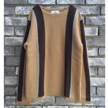 【NOMA t.d.】mohair sweater