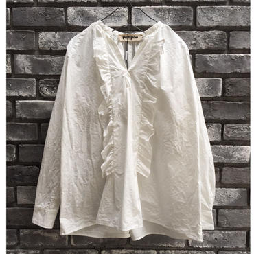 【dahl'ia】Frill Pullover  Shirts