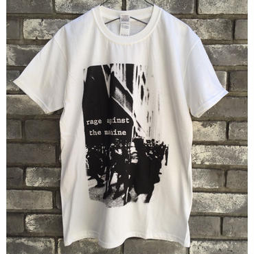 Music Tee rage against the machine レイジ アゲィンスト ザ マシーン