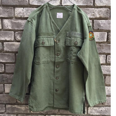 【T H】 Re-make military shirt