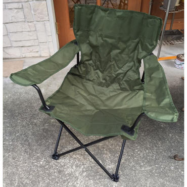 【DEAD STOCK】UK ARMY FOLDING CHAIR