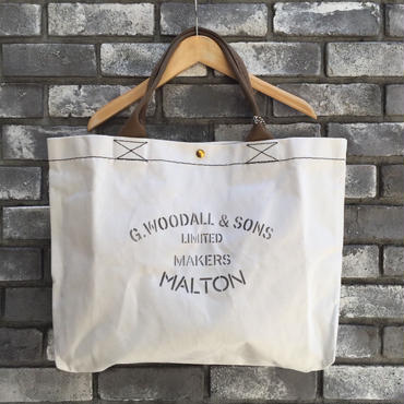 【G.Woodall & Sons】SHOULDER BAG POPPER