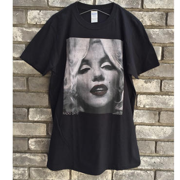 【Movie Tee】 Marilyn Monroe  Tee  マリリンモンロー