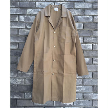 【uniform world】 LONG LAB COAT