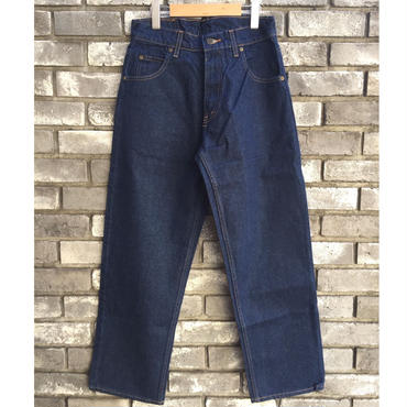 【PRISON BLUES】5POCKET  RIGID PANTS