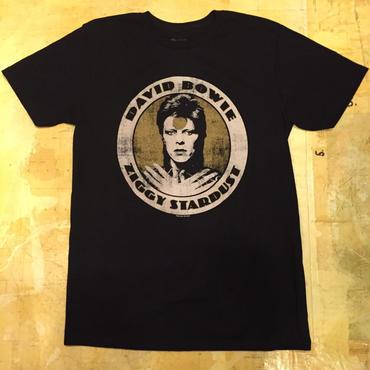 DAVID BOWIE ZIGGY STARDUST Tシャツ