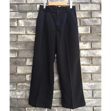 【FIFFE】Side stripe sergeant trousers