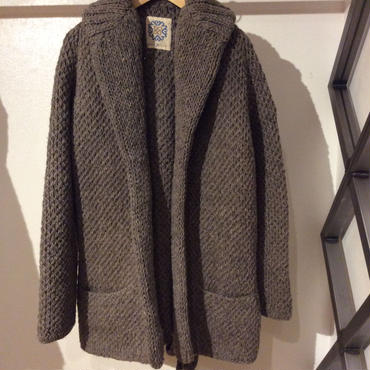 【Mexchic】 VIRGIN WOOL SOLID GAWN