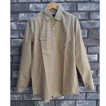 【HOWKWOOD MERCANTILE】Rigger Shirt ホークウッド メルカンタイル