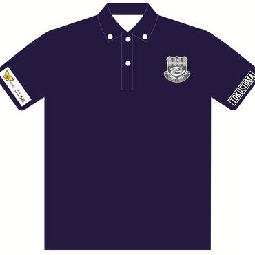FC徳島 2018 移動用ポロシャツ