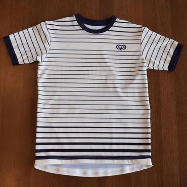 バックポケット付サイクリングTシャツ LCT5 blue