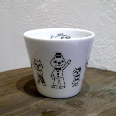 【tomopecco】〈ねこ〉    フリーカップ