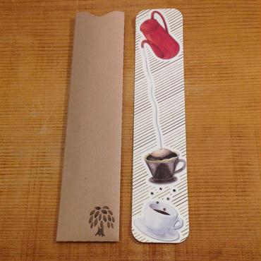 【rala design】メッセージカード コーヒーマスター