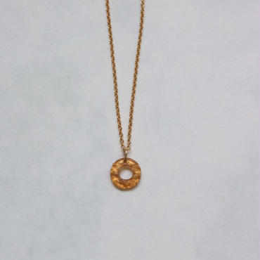 Musica donut Necklace