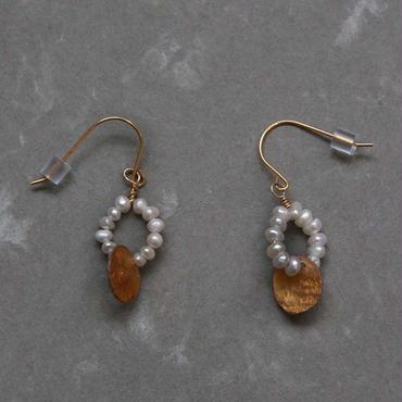 Musica WaterPearl earrings