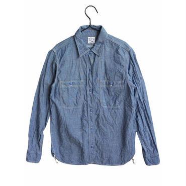orslow CHAMBRAY SHIRTS(シャンブレーシャツ) 00-8070-84