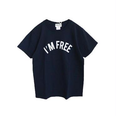 weac.(ウィーク)Honky Tonk Tシャツ I AM FREE