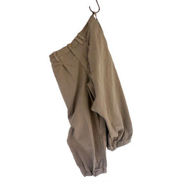 Jackman ジャックマン JM4706 Dotsume BB(Baseball) Pants Dark Beige