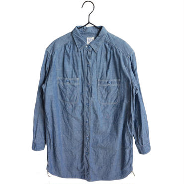 orslow LONG CHAMBRAY SHIRTS(ロングシャンブレーシャツ)00-9505-84
