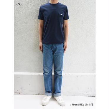 Jackman/ジャックマン JM5550 POCKET TEE ポケットTシャツ