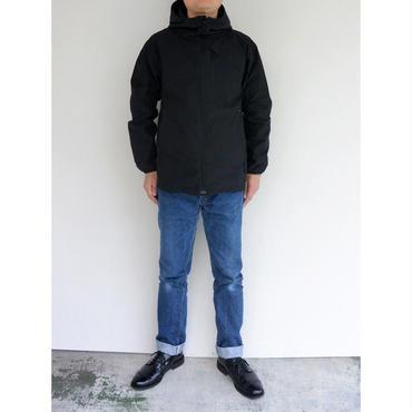nisica(ニシカ)フードブルゾン Black NIS-771