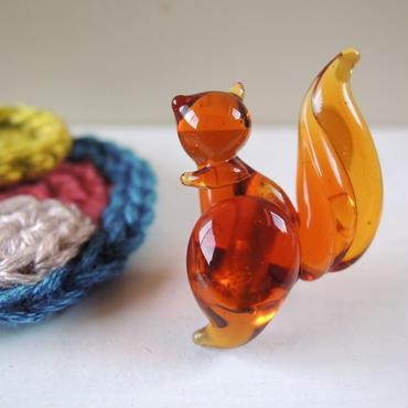 Petit Gris・りすボタン (col.トパーズ)