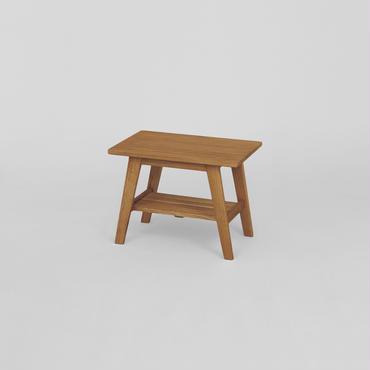 Bothy-Side Table 600 【N.Brown】