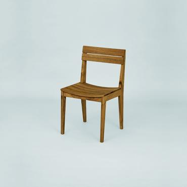 Slat Chair 【N.Brown】