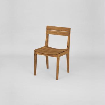 Slat Chair 【N.Brown】
